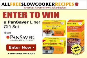 PanSaver Liners Gift Set Giveaway