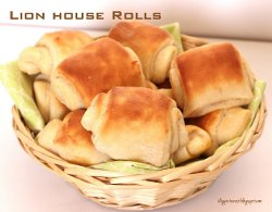 Copycat Lion House Rolls