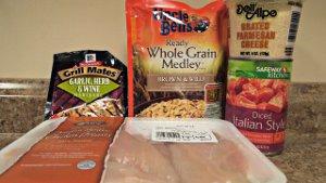 Stupid Chicken Ingredients