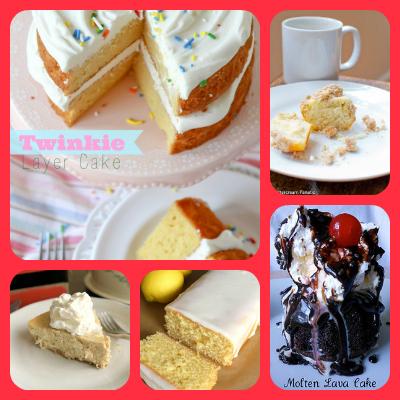 Copycat Cake Recipes