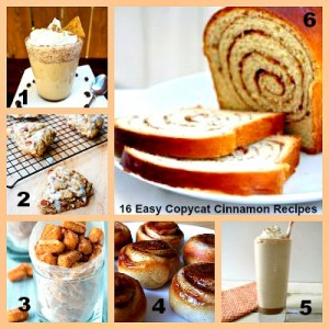 116 Easy Copycat Cinnamon Recipes