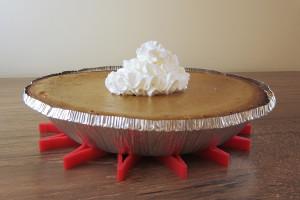 Grandma's Favorite Fresh Pumpkin Pie