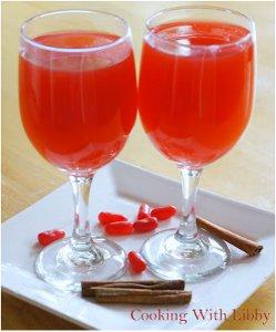 Red Hot Apple Cider