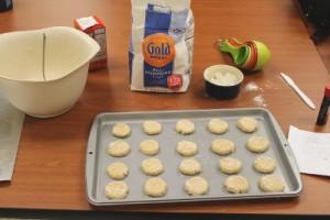 Criss Cross Cookies