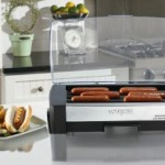 Waring Pro Hot Dog Griller Giveaway