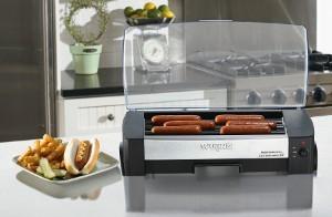 Waring Pro Hot Dog Griller Giveaway