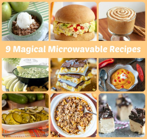 Recipes Made in The Microwave