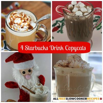 Copycat Starbucks Drink Recipes