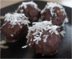 No-Bake Chocolate Coconut Peanut Butter Bars