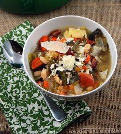 Copycat Carrabba's Minestrone Soup