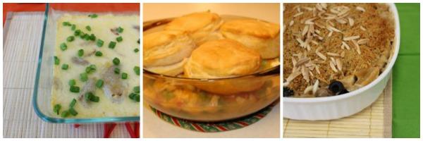 Test Kitchen Recipes