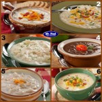 Creamy Potato Soup Recipes