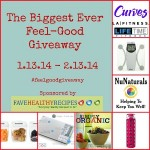 The Biggest Ever Feel-Good Giveaway