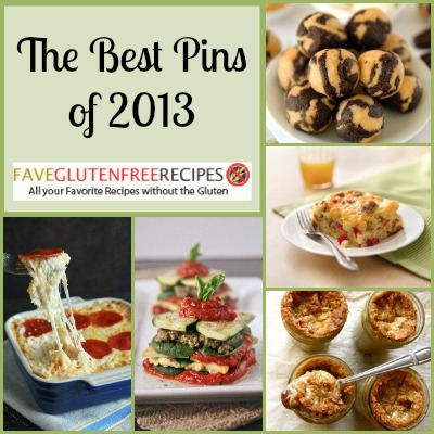 FaveGlutenFreeRecipes Top Pins 2013