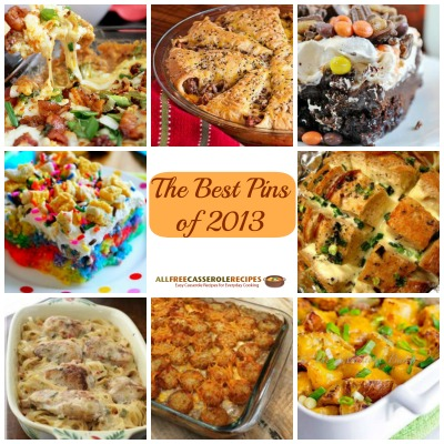 AllFreeCasseroleRecipes.com Top Pins 2013