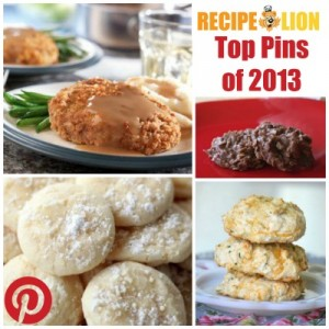 RecipeLion Top Pins 2013