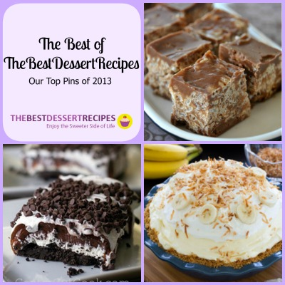 TheBestDessertRecipes Top Pins 2013