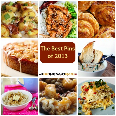 AllFreeSlowCookerRecipes.com Top Pins 2013