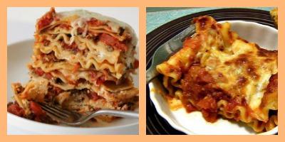 Lasagna Recipes