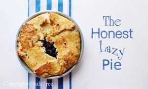 The Honest Lazy Pie