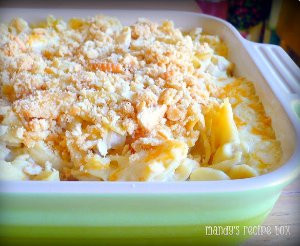 Easy Cheesy Ritzy Chicken Casserole