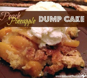 Peach-Pineapple-Dump-Cake