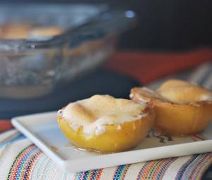 Grandma's Favorite Baked Apples