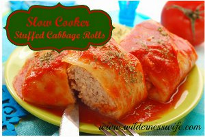 All Day Cabbage Rolls
