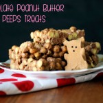 Chocolate Peanut Butter PEEPS Treats