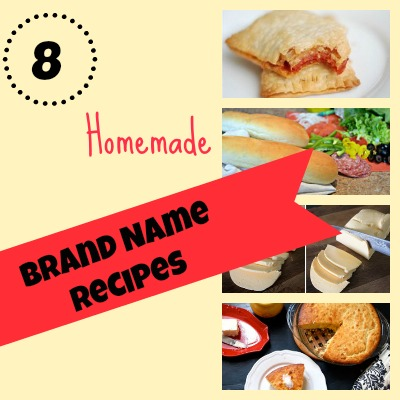 Brand Name Recipes