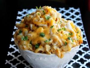 Macaroni and Four Cheeses