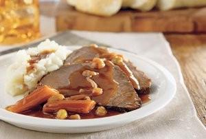 German Pot Roast