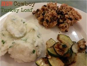 Zesty Cowboy Meatloaf