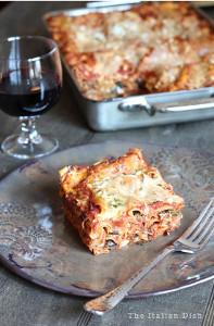 Eggplant-Lasagna