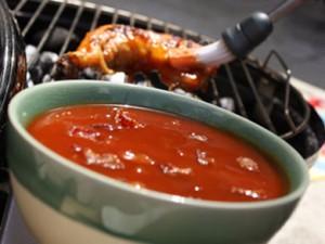 Honey Bacon Barbecue Sauce