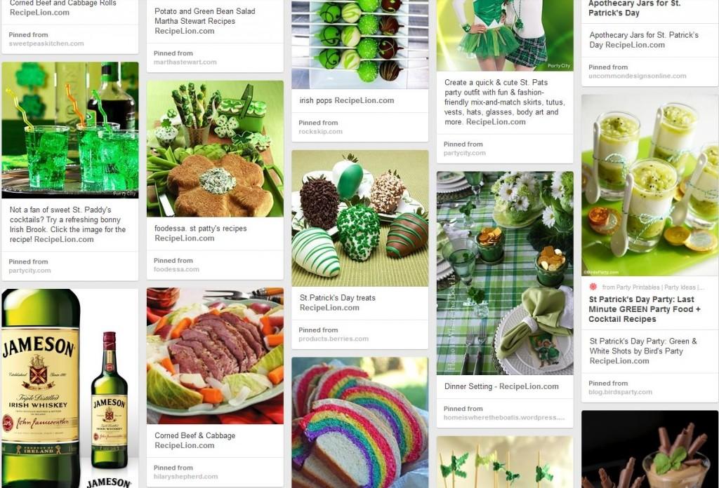 Irish-Pinterest-Board