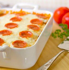 Bubbling-Pizza-Casserole