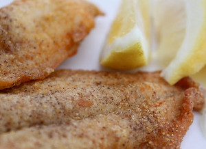 Fried Cornmeal Catfish