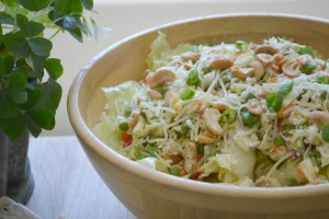 Springtime Layered Salad