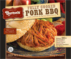 Byron's BBQ Pulled Pork Giveaway
