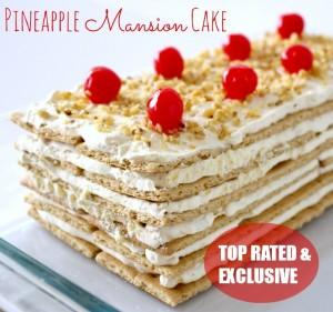 Pineapple Mansion Cake