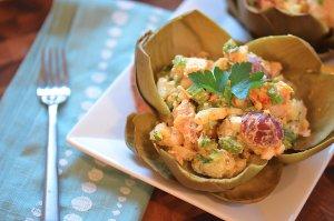 Easter-Egg-Chicken-Potato-Salad
