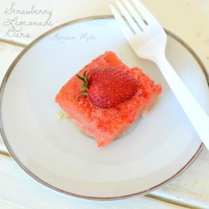 Strawberry-Lemonade-Bars