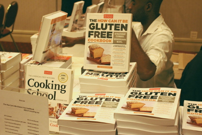 The How is it Gluten Free Cookbook