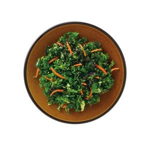 Toasted Sesame Kale