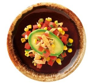Southwest Avocado Salad