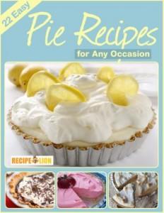 22 Easy Pie Recipes eCookbook