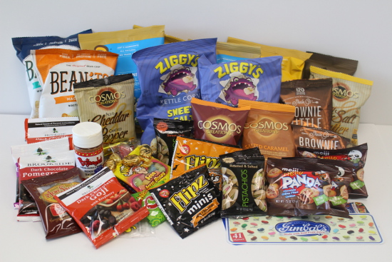 Sweets & Snacks Expo Swag Bag Giveaway