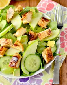 Green Juice Salad