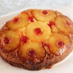Betty's Slow-Cooker Pineapple Upside Down Cake